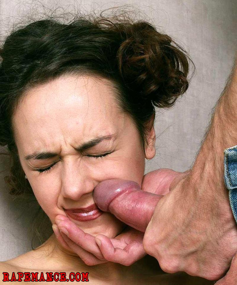 Mom helps son to cum blowjob