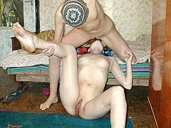 caught naked forced bi sister