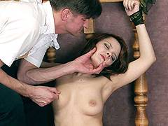 college headmaster spread legs forced