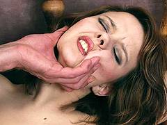unrated thief girl forced blowjob porn