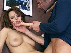 amature blonde forced fucked hard