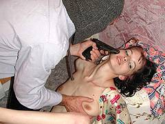forced to fuck two