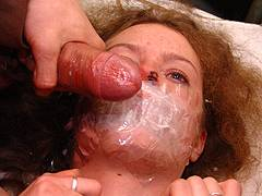 women forced to give oral sex