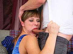 forced sex on a milf
