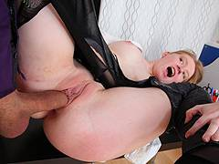 bdsm tortured forced sex ebony milking