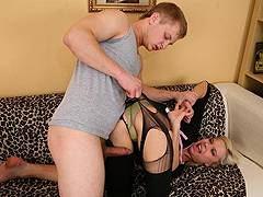 cfnm forced ejaculation video