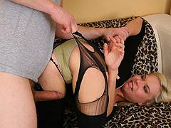 boy and girl forced blowjob video